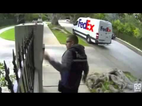 Shocking FedEx Delivery Fails Compilation