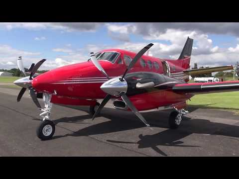 Beechcraft King Air C90 GTi
