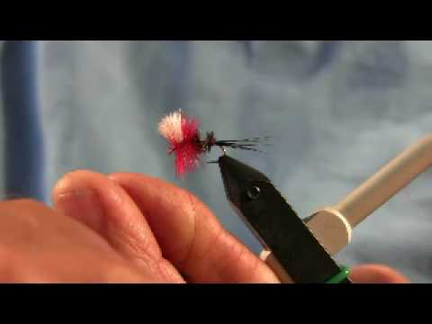 Tying a Royal Wulff