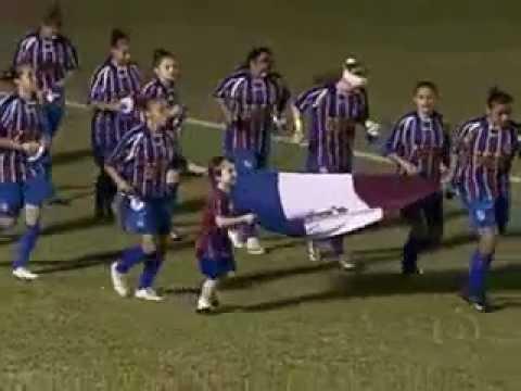 Vitoria 4x0 São Francisco Quartas de Final Copa do Brasil Futebol Feminino 24 09 2011