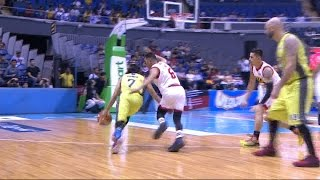 Romeo Blows By Jalalon! | PBA Philippine Cup 2016 - 2017
