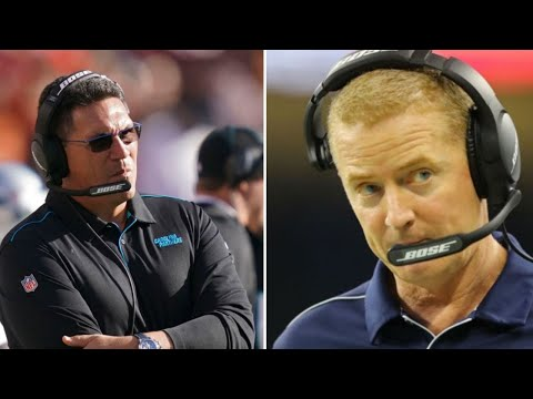 Ron Rivera out as Carolina Panthers coach after nine seasons vs Jason Garrett
