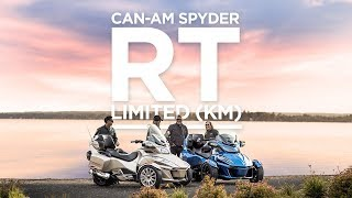 3. 2018 Can-Am Spyder RT Limited (KM)