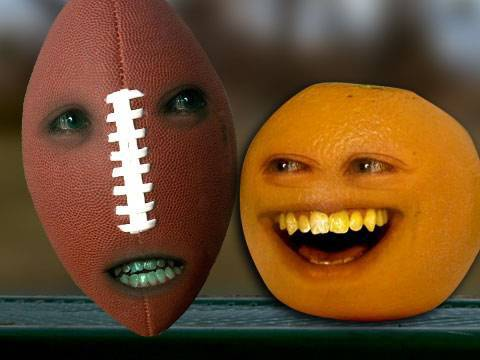 Annoying Orange 6: Super Bowl Football
