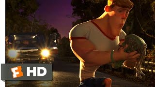 ParaNorman (5/10) Movie CLIP - Zombie Hit and Run (2012) HD