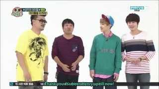 Video [ENG] 131009 Weekly Idol - HENRY & KYUHYUN MP3, 3GP, MP4, WEBM, AVI, FLV November 2018