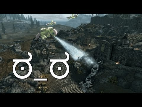 XtremeScope - Hey guys, So we have seen the My little pony horse mod but are you ready for the My little Pony Dragon Re-placer. This wacky mod is from SkyrimNexus and was ...