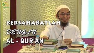 Video Bersahabatlah Dengan Al Quran Oleh Ust Adi Hidayat Lc MA MP3, 3GP, MP4, WEBM, AVI, FLV Januari 2018