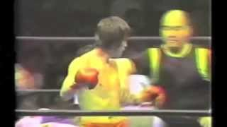 Benny Urquidez: The Birth of Global Kickboxing