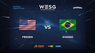 Fr0zen vs xHaseo, game 1