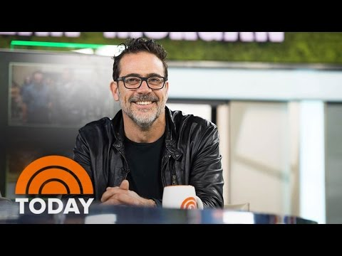 Jeffrey Dean Morgan: Dave Chappelle Nailed 'The Walking Dead's Negan On 'SNL' | TODAY