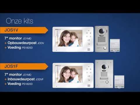 Betaalbare videokit voor eengezinswoningen
