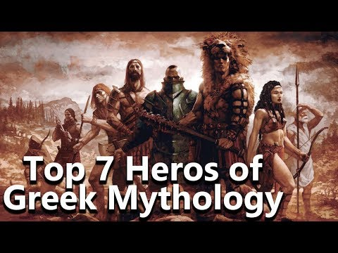 The 7 Greatest Heroes Of Greek Mythology - Mythological Curiosities - See U In History