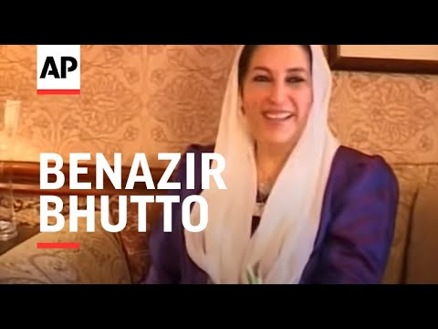 Video Benazir Bhutto meets Afghan President Karzai download in MP3, 3GP, MP4, WEBM, AVI, FLV January 2017