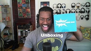 Nonton Super Geek Box May 2015 Unboxing :Buddies Film Subtitle Indonesia Streaming Movie Download