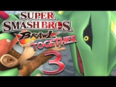 Brawl - Super Smash Bros. Brawl Together [Deutsch/Together/Juli/Missionen] Part 3: Rayquaza dreht durch ▻ Meinen Kanal abonnieren: http://goo.gl/440Rdg ▻ Facebook Fanpage: http://goo.gl/7P3atL...