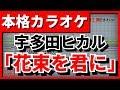 【カラオケ】「花束を君に」(宇多田ヒカル)連続テレビ小説とと姉ちゃん主題歌