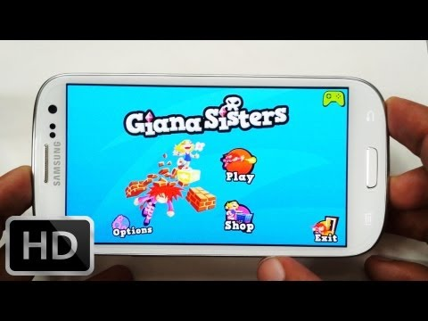 giana sisters ios review
