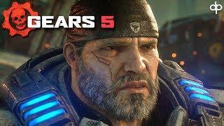 GEARS 5 Pelicula Completa Español Latino   Historia Completa (Gears of War 5)