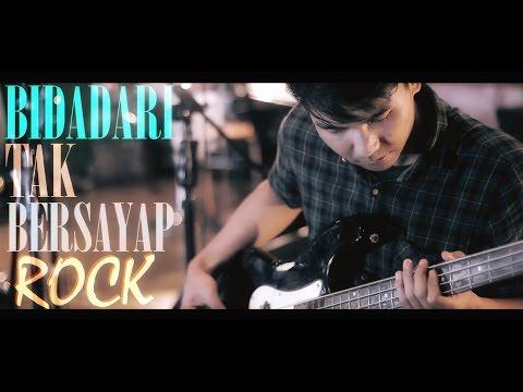 gratis download video - Anji--Bidadari-Tak-Bersayap--Rock-Cover-by-Jeje-GuitarAddict-feat-Oki-Official-Music-Video