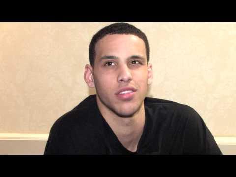 Austin Daye Draft Combine Interview