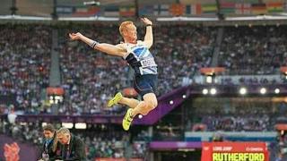 Biomechanics of long jump