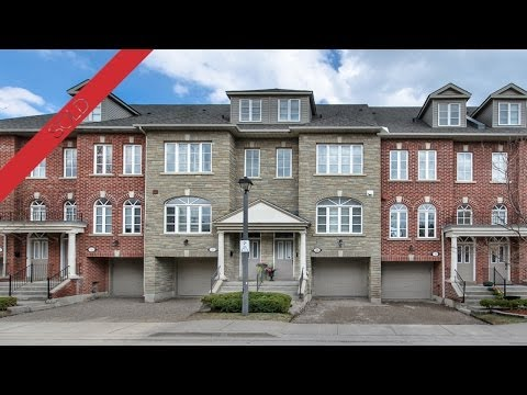 TORONTO TOWNHOUSE FOR SALE: 15 San Remo Terrace