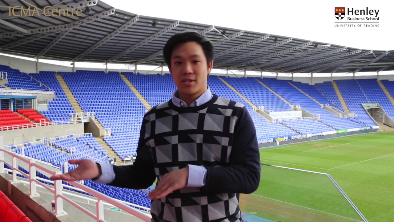 Can & Fai - Finance Interns at Reading FC