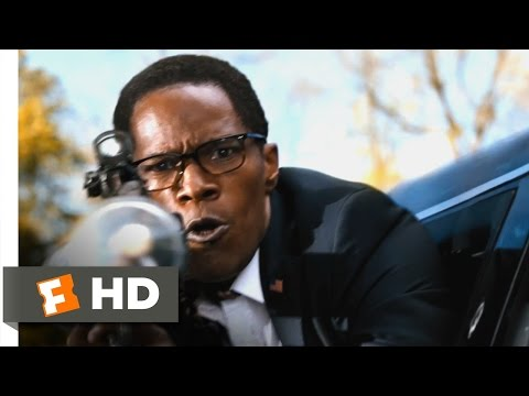 White House Down (2013) - Presidential Rocket Launcher Scene (4/10) | Movieclips