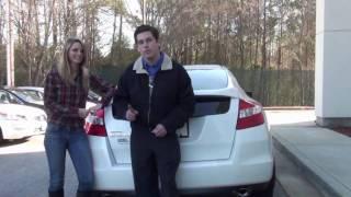 Jessica&Brandon Review The 2010 Honda Accord Crosstour  (Part 1 Of 2)