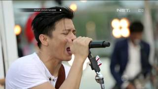Video Noah - Khayalan Tingkat Tinggi - Music Everywhere MP3, 3GP, MP4, WEBM, AVI, FLV April 2019