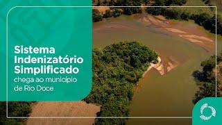 Sistema Indenizatório Simplificado chega ao município de Rio Doce