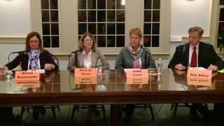 Old Lyme candidates debate