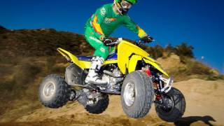 1. 2009 Suzuki QuadRacer LT-R450 ATV Review