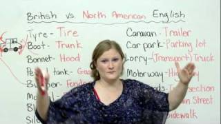 British&American English: Cars&Driving Vocabulary