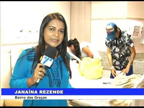 [JORNAL DA TRIBUNA] Goiano transplantado recebe alta de hospital do Recife