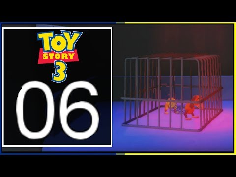 """Toy Story 3: The Video Game 100% Walkthrough - Episode 6   """"Hide and Sneak"""""""