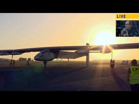 Solar Impulse: Ολοκληρώθηκε το ιστορικό ταξίδι πάνω από τον Ατλαντικό