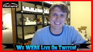 Livestreaming NOW On Twitch :-) by ThePokeCapital
