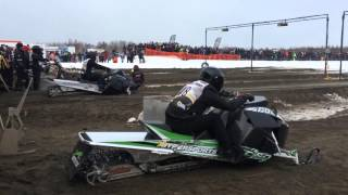 Matane (QC) Canada  city pictures gallery : Few outlaw runs from Matane Quebec Canada