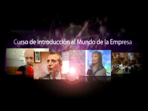 Curso de Introducción al Mundo de la Empresa