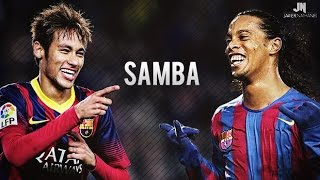 Video Neymar Jr & Ronaldinho ● SAMBA SKILLS ● Barcelona HD MP3, 3GP, MP4, WEBM, AVI, FLV Juni 2018