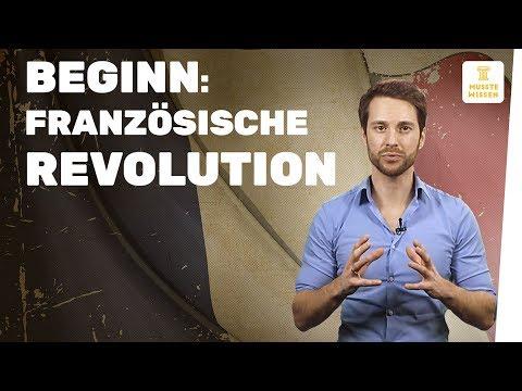 Französische Revolution I Beginn