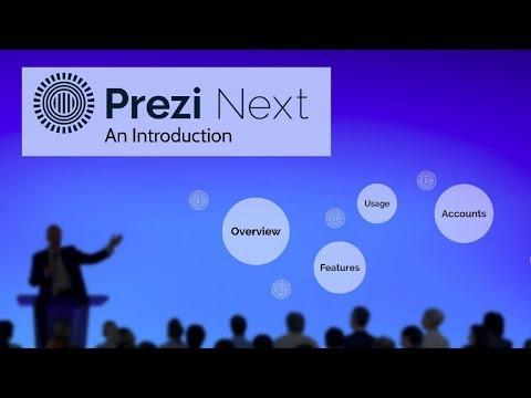 Introducing Prezi Next