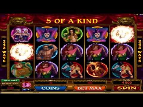 The Twisted Circus ™ free slot machine game preview by Slotozilla.com