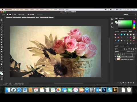 29- PhotoShop CC| blend modes