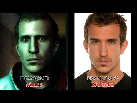 Assassin's Creed 3 - Characters and Voice Actors
