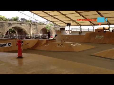 Skatepark Stvanice Praha