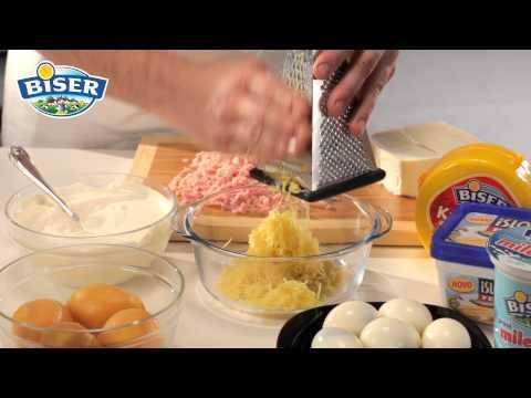 Kisela paprika - video recept