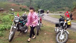 Câu lạc bộ xe Sói 125   đi chơi dã ngoại Mộc Châu-5/2013